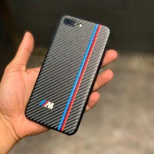 Other - Motorsport Racing Carbon Fiber Iphone Case